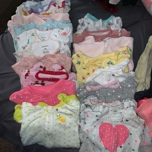Newborn clothes